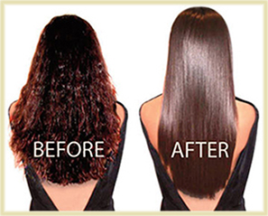 Brazilian Keratin Treatment Hair Extensions